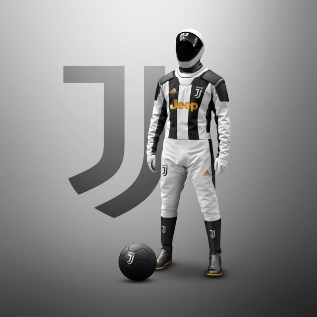 Bộ trang phục đặc biệt cho cầu thủ bóng đá mùa dịch Covid-19 - 7