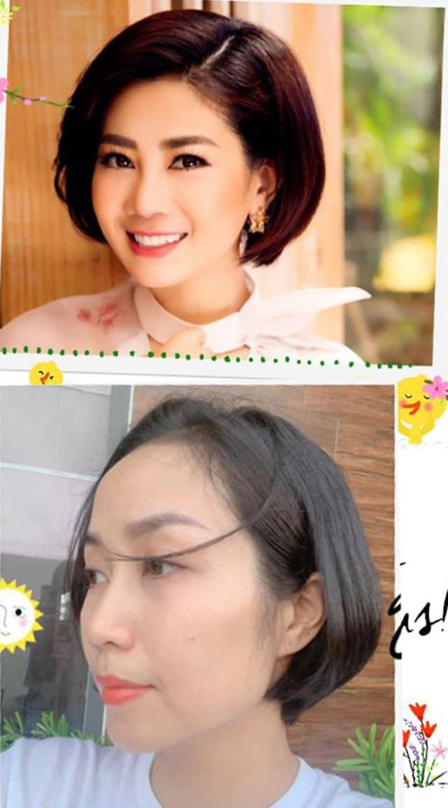 Ốc Thanh Vân cắt tóc giống Mai Phương để tưởng nhớ người em bạc mệnh - 1