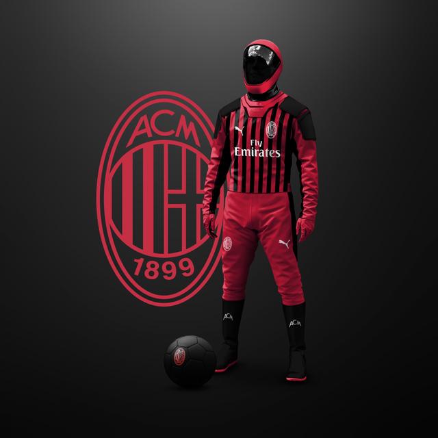 Bộ trang phục đặc biệt cho cầu thủ bóng đá mùa dịch Covid-19 - 6