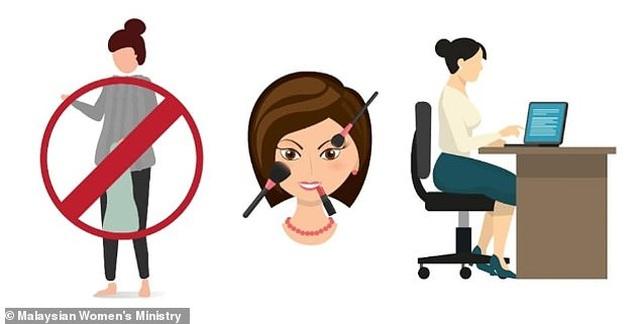 Malaysia kêu gọi phụ nữ không phàn nàn chồng để gia đình yên ấm mùa dịch - 2