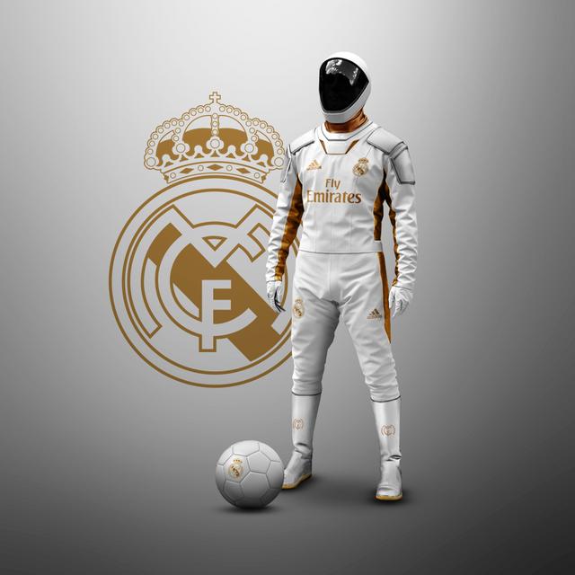 Bộ trang phục đặc biệt cho cầu thủ bóng đá mùa dịch Covid-19 - 3