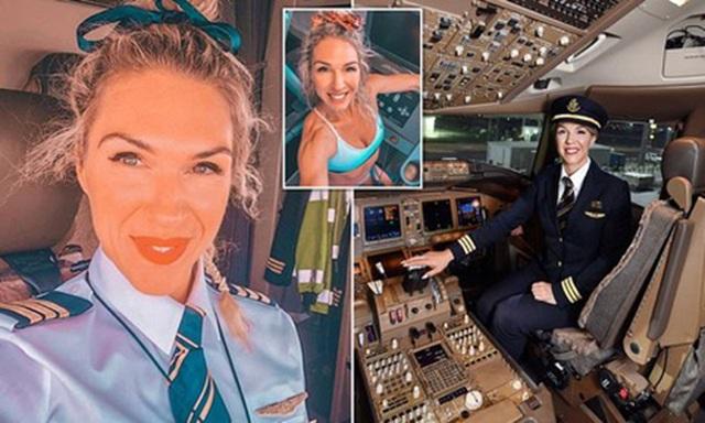 Kinh nghiệm cách ly tích cực của nữ phi công Australia - 1