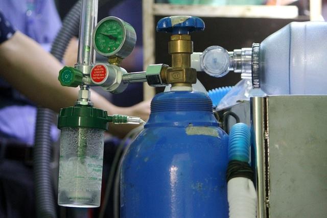 Thử nghiệm loại máy trợ thở khẩn cấp có thể dùng cho bệnh nhân Covid-19 - 4