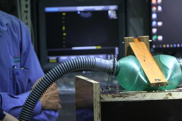 Thử nghiệm loại máy trợ thở khẩn cấp có thể dùng cho bệnh nhân Covid-19 - 3