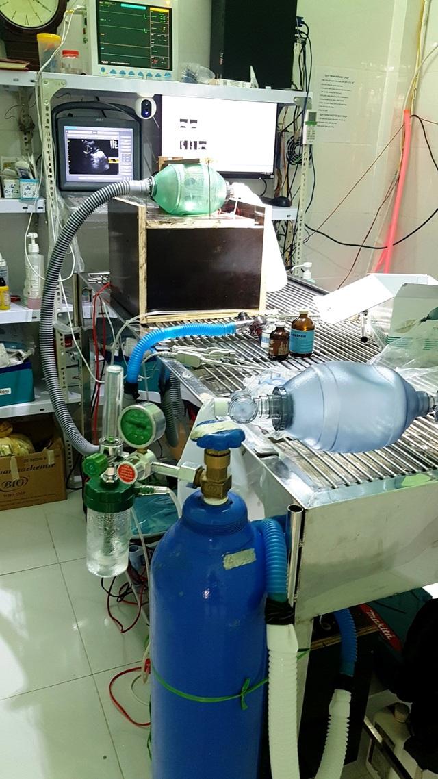 Thử nghiệm loại máy trợ thở khẩn cấp có thể dùng cho bệnh nhân Covid-19 - 5