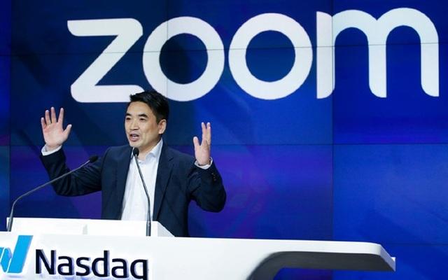 CEO Zoom kiếm bộn tiền nhờ phần mềm làm việc trực tuyến - 1