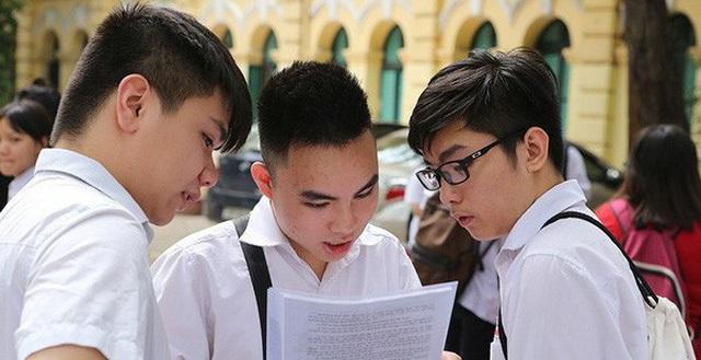 Đề thi tham khảo THPT quốc gia 2020: Môn Toán - 1