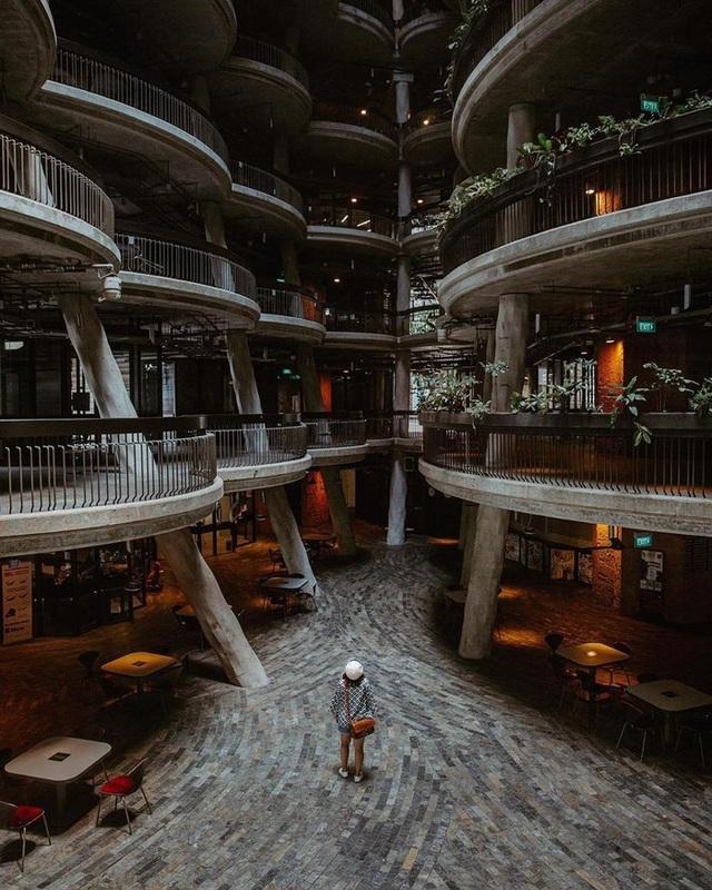 """Tòa nhà vặn xoắn như mê cung và loạt kiến trúc """"độc, lạ"""" bậc nhất Châu Á - 2"""