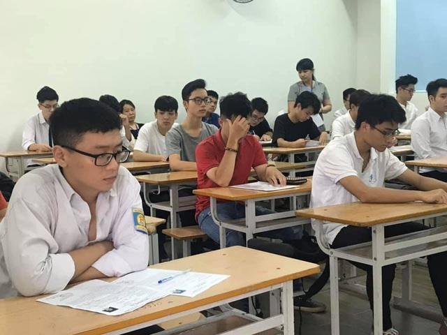 Đề thi tham khảo THPT quốc gia 2020: Bài thi Khoa học xã hội - 1