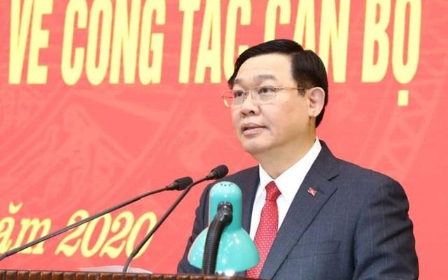 Bí thư Hà Nội lưu ý tập trung phát triển kinh tế sau cách ly xã hội - 1
