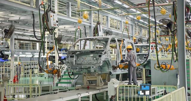 Gia hạn 180.000 tỷ đồng tiền thuế vì Covid-19, thêm ngành ô tô - 1