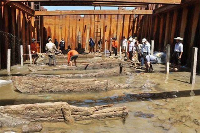 Kinh ngạc kho cổ vật trên tàu cổ 700 năm tuổi - 10