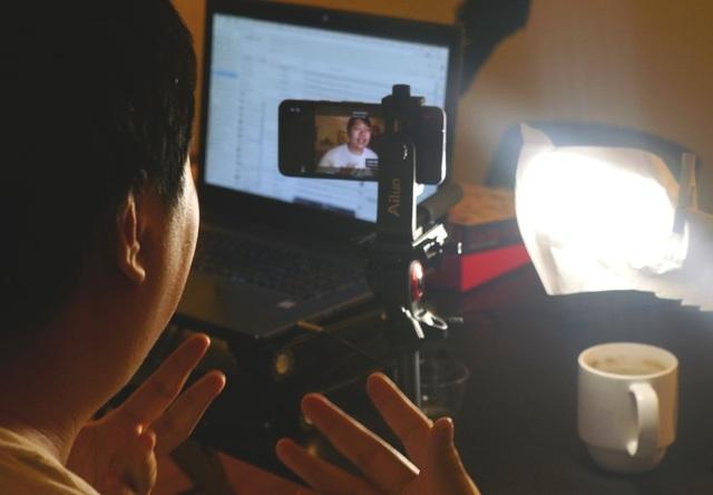 Tuyệt chiêu biến smartphone thành webcam cho máy tính để gọi video - 1