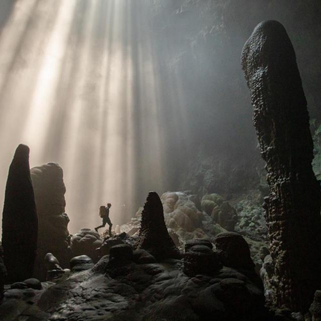 Thêm 12 hang động kỳ vỹ, nguyên sơ vừa được phát hiện tại Quảng Bình - 1
