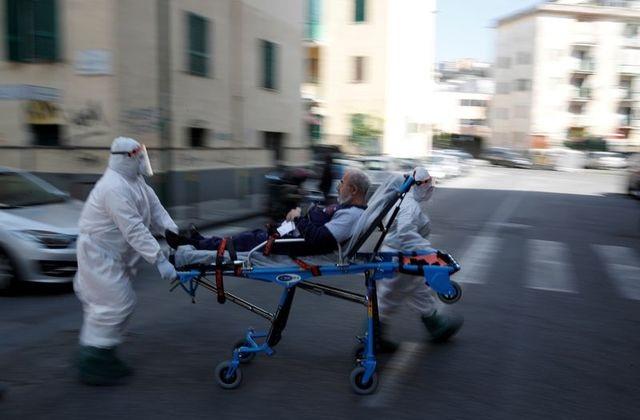 Số người chết vì Covid-19 ở Italia lên gần 14.000 người - 1