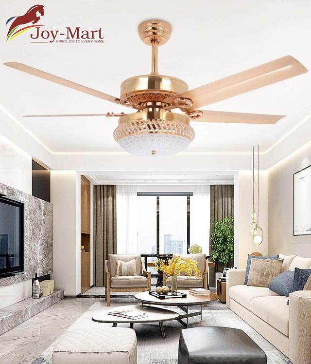 Joymart chuyên phân phối quạt trần đèn trang trí - 1