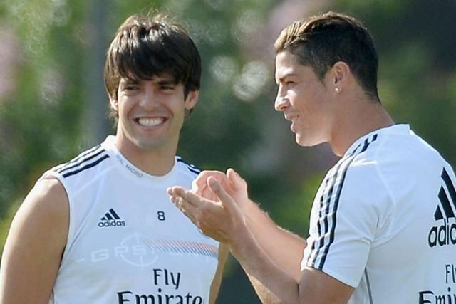 "Kaka: ""Messi xuất sắc hơn C.Ronaldo"" - 1"