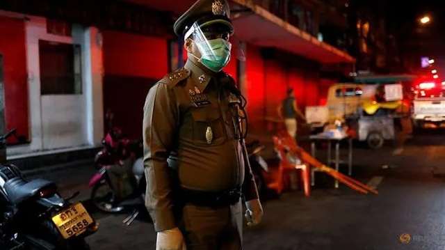 Philippines có gần 400 ca mắc Covid-19 mới, Thái Lan giới nghiêm toàn quốc - 1