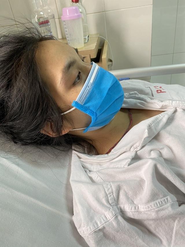 Bác sĩ khẩn thiết kêu gọi các nhà hảo tâm cứu thai phụ đang cơn nguy kịch - 3
