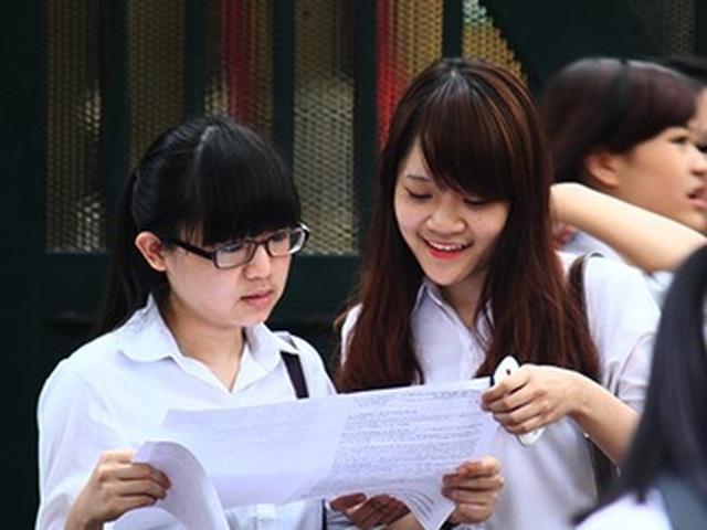 Nóng: Bộ GDĐT công bố đề thi tham khảo THPT quốc gia 2020 - 1