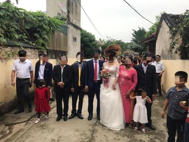 Tổ chức cưới sau lệnh cách ly: Không có khách đến từ vùng dịch? - 2