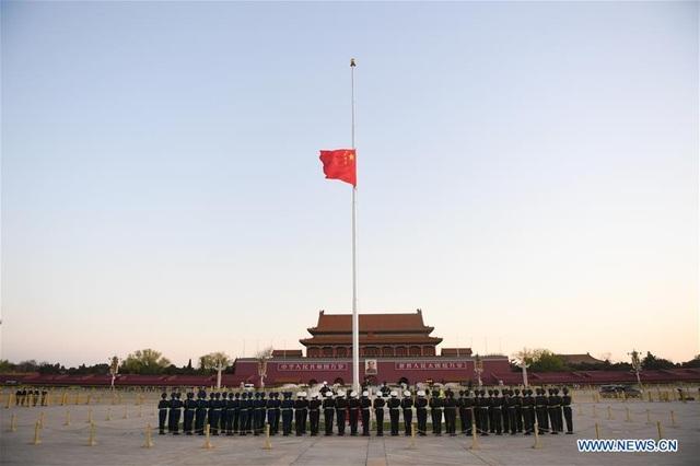 Trung Quốc phong bác sĩ Lý Văn Lượng là liệt sĩ - 3