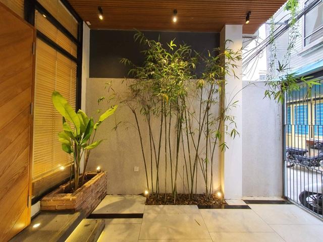Biến ngôi nhà nhỏ ở Đà Nẵng trở thành khu vườn tràn ngập cây cối - 13