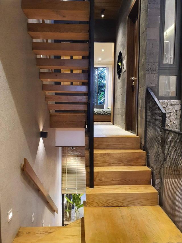 Biến ngôi nhà nhỏ ở Đà Nẵng trở thành khu vườn tràn ngập cây cối - 7