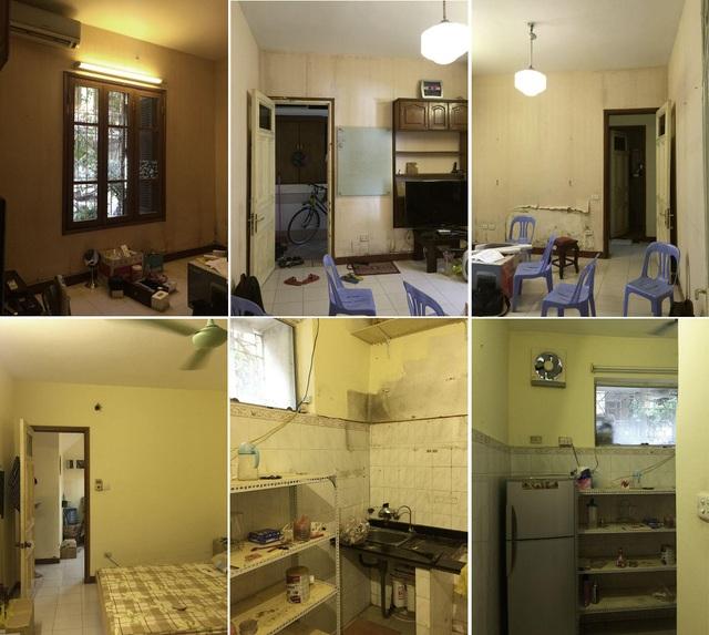 Chủ nhà Hà Nội chi 500 triệu biến nhà tập thể cũ đẹp như chung cư cao cấp - 1