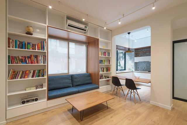 Chủ nhà Hà Nội chi 500 triệu biến nhà tập thể cũ đẹp như chung cư cao cấp - 3