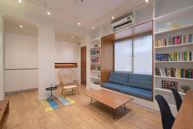 Chủ nhà Hà Nội chi 500 triệu biến nhà tập thể cũ đẹp như chung cư cao cấp - 4