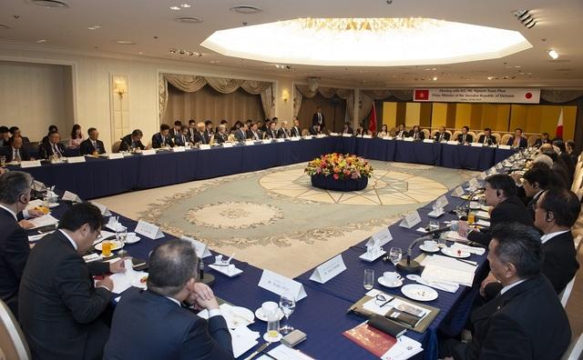 Công ty CNTT đầu tiên của VN vào Liên đoàn các tổ chức kinh tế Nhật Bản