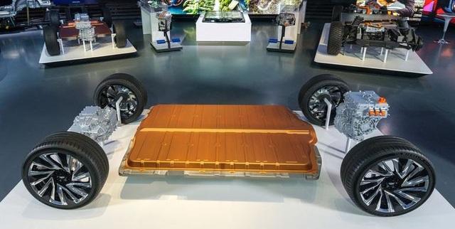 Xe chạy điện của Honda sẽ dùng pin của GM - 2