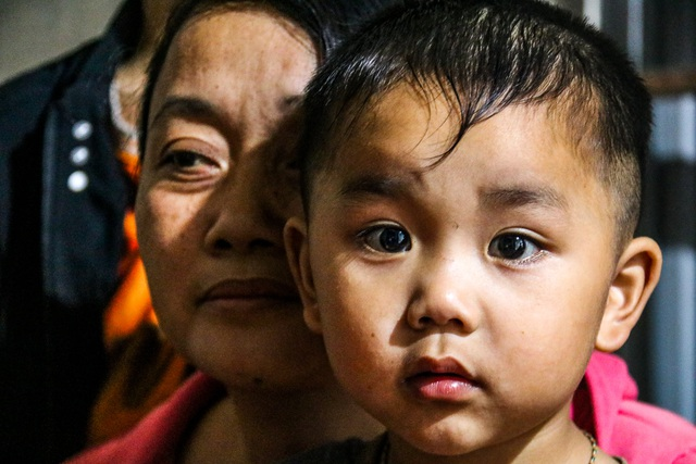 Người cha nghèo tử vong khi đi bắt cua bỏ lại vợ bệnh tật và 3 đứa con thơ - 2