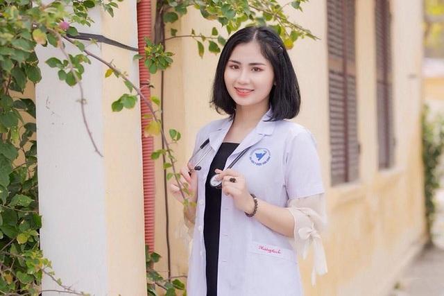 Nữ sinh trường Y Dược viết đơn tình nguyện tham gia chống dịch Covid-19 - 3