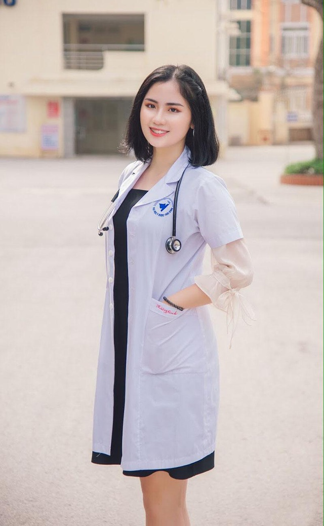 Nữ sinh trường Y Dược viết đơn tình nguyện tham gia chống dịch Covid-19 - 4