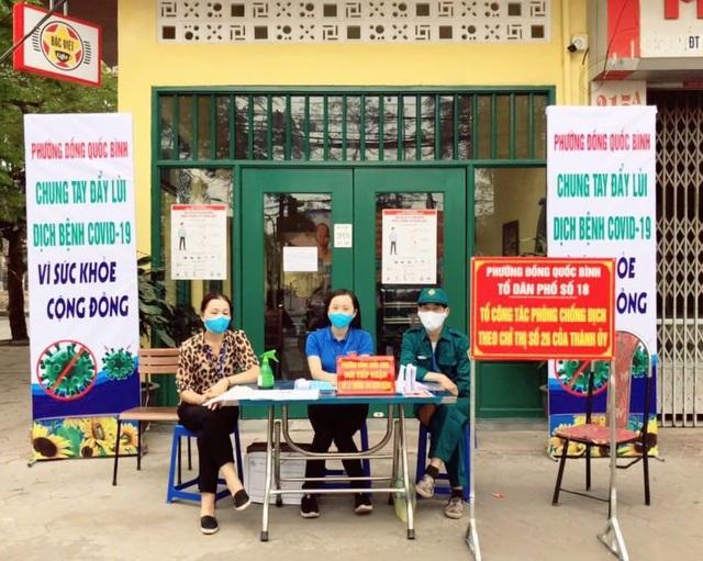 Cô giáo Tiểu học viết đơn tình nguyện tham gia phòng, chống dịch Covid-19 - 2