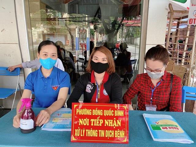 Cô giáo Tiểu học viết đơn tình nguyện tham gia phòng, chống dịch Covid-19 - 6