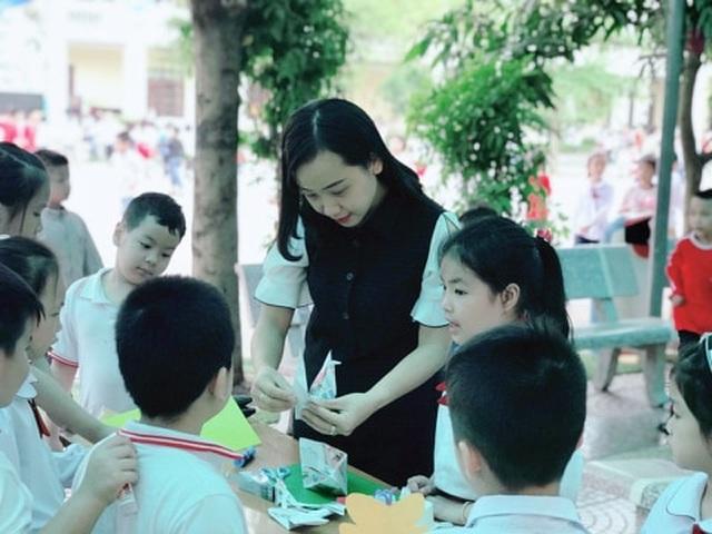 Cô giáo Tiểu học viết đơn tình nguyện tham gia phòng, chống dịch Covid-19 - 5