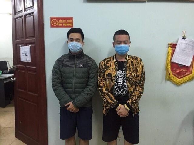 Hà Nội: Tụ tập hát karaoke, đánh công an khi bị yêu cầu giải tán - 1