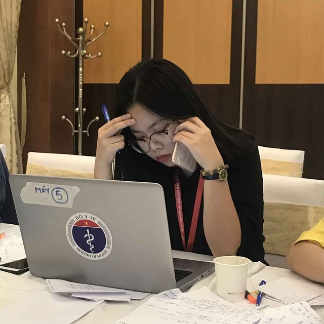"""""""Nhật ký chống dịch"""" của nữ sinh viên trong đội truy tìm dấu vết Covid-19 - 4"""