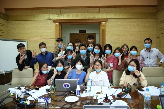 """""""Nhật ký chống dịch"""" của nữ sinh viên trong đội truy tìm dấu vết Covid-19 - 2"""