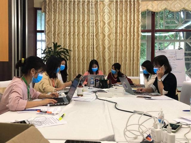 """""""Nhật ký chống dịch"""" của nữ sinh viên trong đội truy tìm dấu vết Covid-19 - 5"""