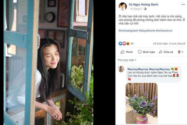 Sống tích cực mùa Covid- 19: Sao Việt tập gym, yoga, chăm sóc da tại nhà - 15