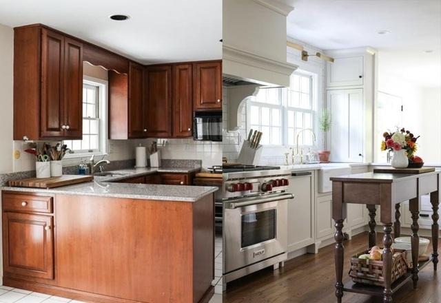 """Cải tạo căn bếp hiện đại """"siêu đẹp"""" chỉ với các mẹo đơn giản không ngờ - 1"""