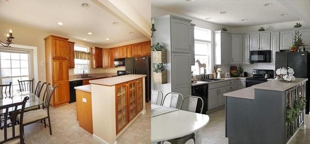 """Cải tạo căn bếp hiện đại """"siêu đẹp"""" chỉ với các mẹo đơn giản không ngờ - 2"""