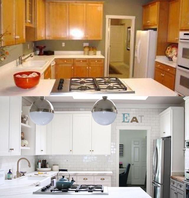 """Cải tạo căn bếp hiện đại """"siêu đẹp"""" chỉ với các mẹo đơn giản không ngờ - 5"""