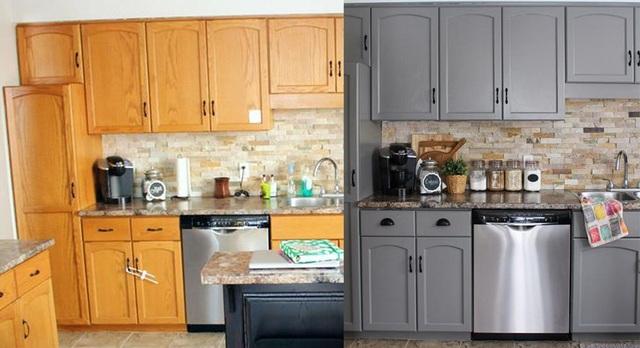 """Cải tạo căn bếp hiện đại """"siêu đẹp"""" chỉ với các mẹo đơn giản không ngờ - 6"""
