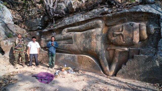 """Campuchia: """"Kho báu thất lạc"""" có thể thành điểm du lịch mới - 6"""