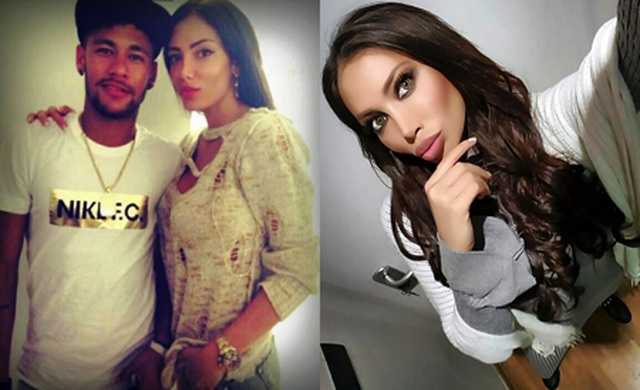 Tình cũ Neymar chia sẻ bài tập giữ vóc dáng bốc lửa trong mùa dịch - 3